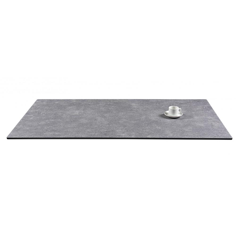 plateau de table de bar restaurant compactop en stratifi compact hpl starifi massif granite. Black Bedroom Furniture Sets. Home Design Ideas