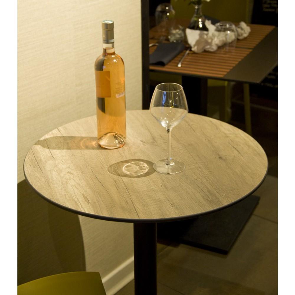 plateau de table de bar restaurant compactop en stratifi compact hpl starifi massif ch ne. Black Bedroom Furniture Sets. Home Design Ideas
