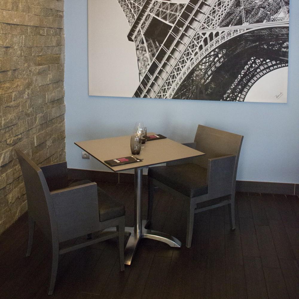 plateau de table 1027 beige toundra taupe plateaux de table en stratifi compact. Black Bedroom Furniture Sets. Home Design Ideas