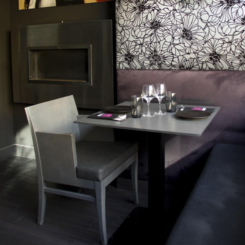 plateau de table 5052 feuille d 39 argent plateaux de table en stratifi compact. Black Bedroom Furniture Sets. Home Design Ideas