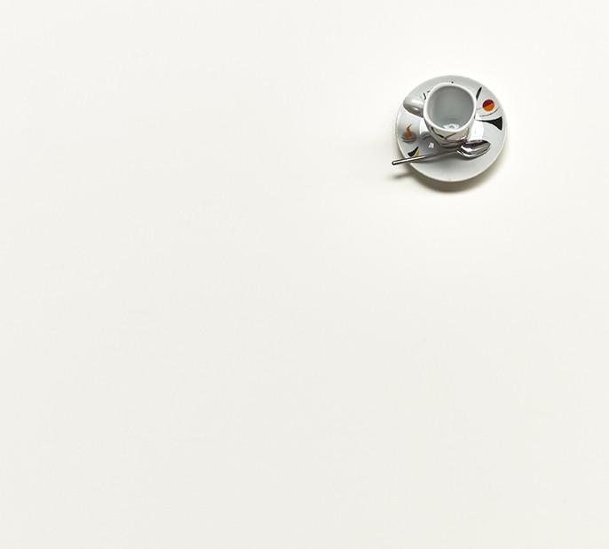 PLATEAU COMPACT HPL 920 BLANC PU SMOOTH