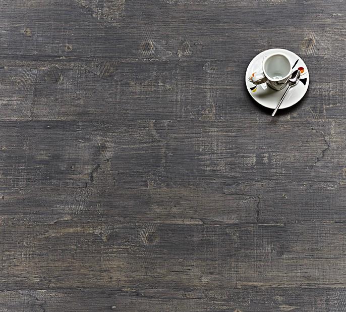 Plateau de table en compact Compactop 796 Kaos Wood