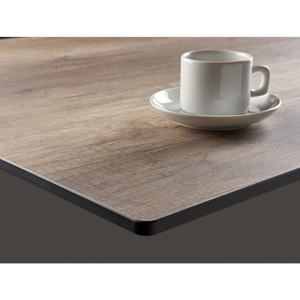 plateau de table de bar restaurant compactop en stratifi 233